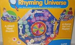 """RHYMING UNIVERSE"" THE LEARNING JOURNEY, EXPLORE AND"