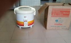 Rice Cooker 10$ only...