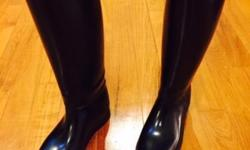 "Riding Boots - ""Aigle"" brand, Made in France Size 36"