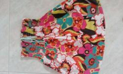 Rip Curl Bright Flowery Tube Size S