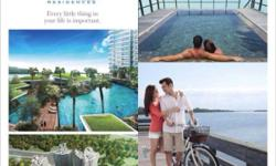 NEW LAUNCH!!!!!!@ RIVERTREES RESIDENCES 2 Bedroom