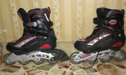 Hi,   I want to sell of my Inline Skates as it doesn't