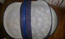 safe and comfortable space for your baby. Includes a