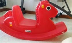 Rarely used. Good condition. From little tikes. Inspect