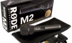 RODE M2(Live Performance Condensor Microphone) Product
