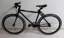 my 2nd bicycle for sale, PURE FIX single speed size 43
