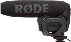 RODE VIDEOMIC PRO ( Compact Directional On-Camera