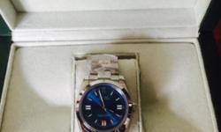 Rolex Datejust Sapphire glass New un-used With Rolex