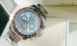 Rolex Daytona 116506 With box cert and rolex bag.
