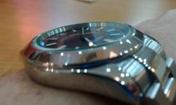 i have a replica Rolex milgauss with sapphire crystal