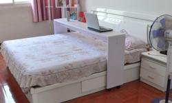 Size 170*40*90 cm. color: maple white maintain in very