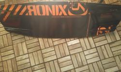 Used Ronix Ibex wakeboard 134cm in fair to good