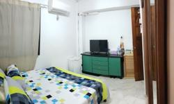 Room sharing with 1 Filipino professional. Room rent