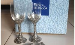 ROYAL SELANGOR PEWTER � William Morris Collection Wine