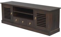 Features: � 2 Solid Door 3 CD Drawer Entertainment