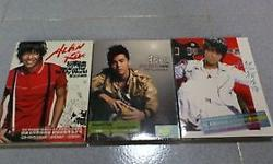 Selling off my old Alan Kuo's 3 CD Albums @ S$10.00,