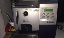 Saeco Royal Professional Coffee Machine @ $180 Item is