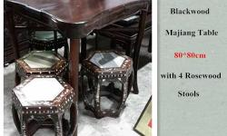 Sale Blackwood Table/Altar, good condition, free