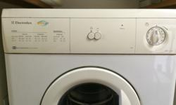 Used Electrolux Dryer for SALE Model: EDE419M Manual: