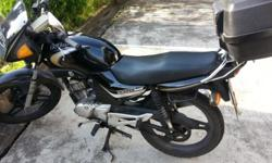 Hi sale my motorbike yamaha YBR 135. COE UNTIL -