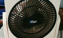 Sale Used Table Fans, good condition and good working.
