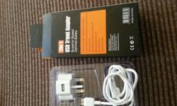 Samsung 2 in 1 USB Travel Adapter / Charger Enhance