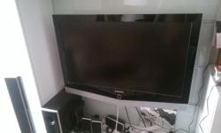 "Samsung 40"" LCD mint condition Samsung Dolby surround"