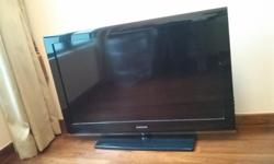 I would like to sell my Samsung 40 in tv. Bought it