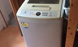Samsung Washing Machine going very cheap. Grey Color.