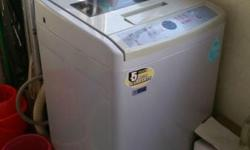 Samsung 7.5 Kg Washing Machine Full Automatic. Sell