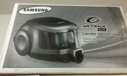 Samsung Airtrack Plus Vacuum Cleaner Bagless Great