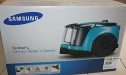 Brand new Samsung vacuum cleaner for only $80!!!.
