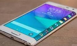 SAMSUNG FROST WHITE NOTE4 EDGE 32GB WRRNTY UNTIL FEB