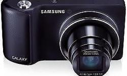 I have a samsung galaxy camera blue with fullset box