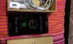 Like new. Black samsung note 3. Model sm-n900