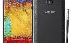Selling - Samsung Galaxy Note 3 N9005 with 3G & LTE