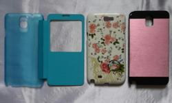 Samsung Galaxy Note 3 cover case. Price is for each.