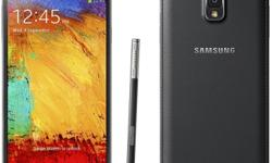 Samsung Galaxy note 3 full set with receipt and box and