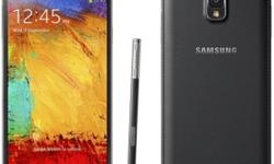 Samsung Galaxy Note 3 LTE 4G Full Set Box Condition