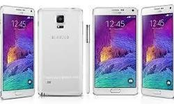Samsung Galaxy Note4 (export) 32 GB white in sealed