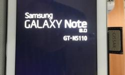 Samsung GALAXY Note 8.0 16GB Wifi Only. Excellent