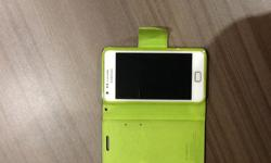 Samsung Galaxy S2 (White). Condition is as good as new.