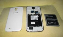 SELLING CHEAP, 1 YEAR OLD, SAMSUNG GALAXY S4, BRAND NEW
