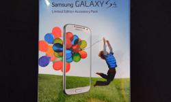 BNIB sealed Samsung Galaxy S4 Accessory Pack for sale