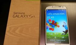 One year old Samsung Galaxy S4 from Starhub in