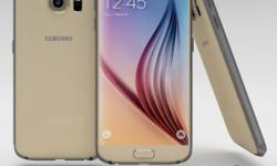 Samsung Galaxy S6 32GB GOLD Brand New for sale!