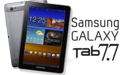 Selling off my Samsung Galaxy Tab 7.7 as stated in the