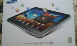 I'm selling my 3 months old Galaxy tab 8.9 as couldn't