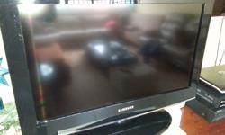 "Samsung LCD TV 26"" LA26A450 TELEVISION TV(black in"