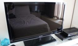 samsung tv and blu ray player for sale. Amazing deal